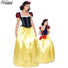 Snow White Halloween Costume Adults Cheap Snow White Halloween Costume Aliexpress