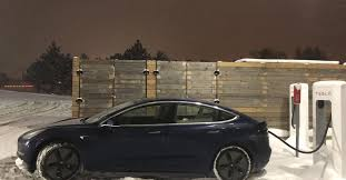 tesla model 3 driven from la to new york in 50 hours the verge