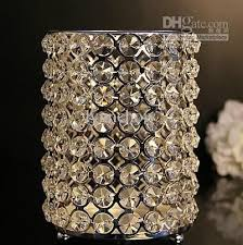 Crystal Wedding Centerpieces Wholesale by Wholesale Wedding Decorations Buy Crystal Votive Candle Holder