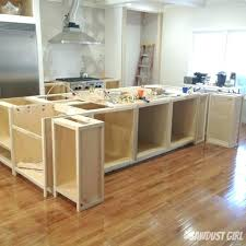 build kitchen island with cabinets kitchen island cabinets base how to build a portable kitchen island
