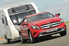 mercedes towing mercedes gla250 4matic tow car awards