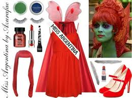 Halloween Costumes Red Hair 25 Argentina Costume Ideas Sign Printing