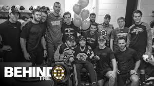 The B Behind The B Boston Bruins