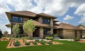 modern prairie style homes plan 14469rk prairie style home plan house and modern