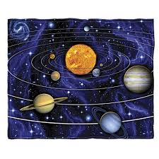 beautiful solar system bedding ease bedding with style solar system fleece throw blanket