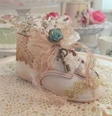 Vintage Baby Shower Decorations