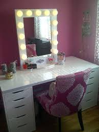 makeup dresser with lights makeup vanity with lights ikea pdd test pro
