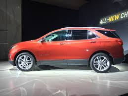 chevy chooses chicago to launch redesigned 2018 equinox crossover