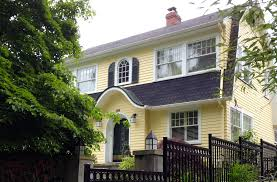 Colonial Revival Portland Historic Houses