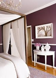Wine Color Bedroom by There U0027s A New Wall Color In Town Purple Rooms Kings Lane