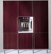 refrigerator cabinet fuoko by linea