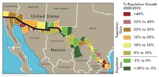 Texas Mexico Border Map by Map Us And Mexico Tragomme Dea Maps Of Mexican Cartels In The Us