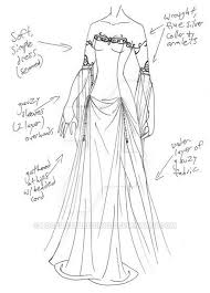 gallery clothes design drawings sketches drawing art gallery