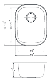 Mesmerizing Bar Sink Size On Undermount Sizes Befon For Home