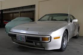 porsche 944 silver 1983 porsche 944 silver metallic low mileage for sale photos