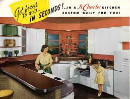 Yorktown Kitchen Cabinets by Steel Kitchen Cabinets History Design And Faq Retro Renovation