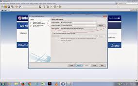 java web development how to create web application using jsf