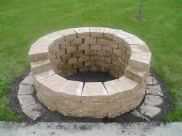 Firepit Sale Project Yourself Outdoor Fireplace Outdoor Pit Sale
