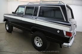 classic jeep wagoneer 1973 jeep wagoneer beverly hills car club