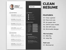 Resume Paper Size Resume Cv Anna Resume Templates Creative Market