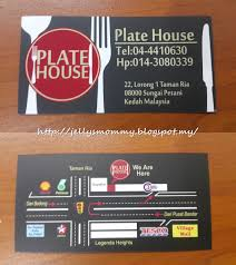 House Plate A Little Bit Of Everything Plate House Sungai Petani Utara Review