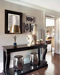 modern console table decor decorating a console table home decor idea weeklywarning me