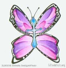 butterfly and cross artists org