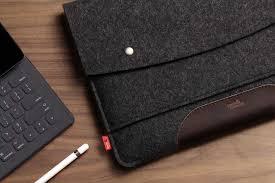 Chandelier Covers Sleeves Ipad Pro 9 7 Inch Case Cover Sleeve 100 Wool Felt Italian
