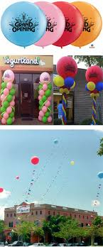 36 inch balloons grand opening 3 foot 36 inch balloons golden openings