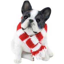 sandicast brindle bulldog ornament reviews