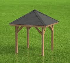 gazebo 8x8 hip roof gazebo building plans for tubs 8 x 8