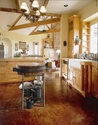 Concrete Kitchen Floor by Best Concrete Floor Finish Floor Finishes 100x100 Floors