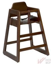 chaise bebe bois chaise haute pour restaurant en bois chaise haute