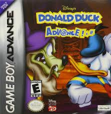 amazon donald duck advance game boy advance video games