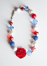 chunky bead necklace images Chunky beads necklace for little girls toddlers jpg