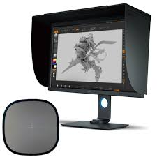 Lcd Benq benq sw320 pro 32in ips lcd monitor color confidence