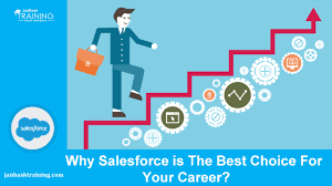 how to kick start your career in salesforce janbask training