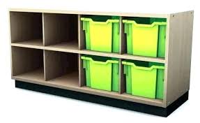 ana white 2x4 console cubby shelves diy projects with regard to