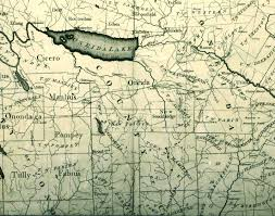 Map Of New York State by 1802 Simeon Dewitt Map Of The State Of New York