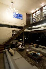 modern houses interior twin houses reflecting contemporary architecture and interior design