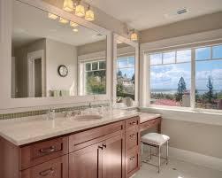 Large Bathroom Vanity Mirrors Marvelous Mirrors For Bathroom Vanity House Decorations Large