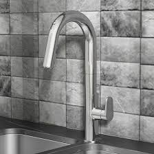 Single Handle Pull Down Kitchen Faucet American Standard Beale Single Handle Pull Down Kitchen Faucet