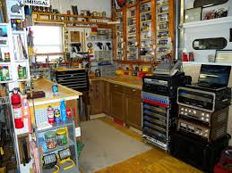 one car garage woodshop layout modern affordable best garage