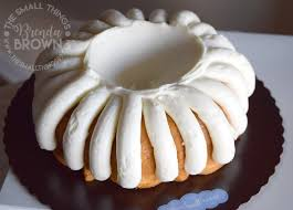 nothing bundt cakes amazing delicious and so good the small