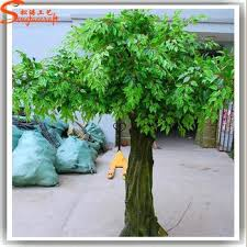 large realistic outdoor artificial cheap trees branches plants