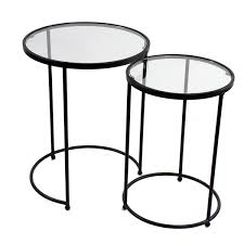 White Round Accent Table Round Accent Table With Glass Top Starrkingschool