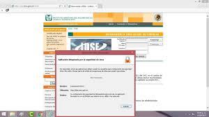 instala java para abrir el sitio del sat youtube cómo configurar java e internet para acceso al idse