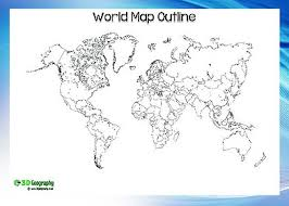 world rivers map blank world maps