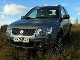2009 suzuki grand vitara information and photos zombiedrive