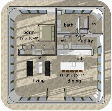 one bedroom log cabin plans 36 best house plans images on house floor plans small